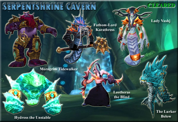 Serpentshrine Cavern
